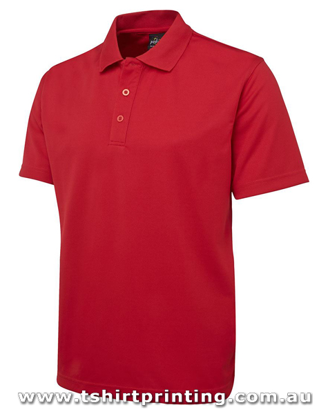 P83M Mens Johnny Bobbin Poly Polo